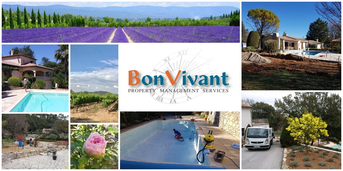 Bon Vivant Property management services, Var